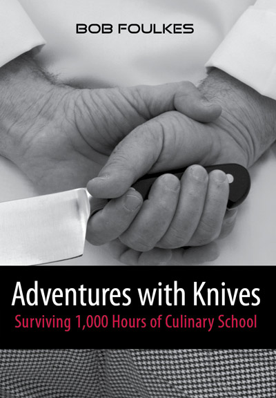 Adventures with Knives (front cover)